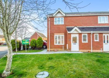 Thumbnail 3 bed semi-detached house for sale in Coed Mieri, Tyla Garw, Pontyclun