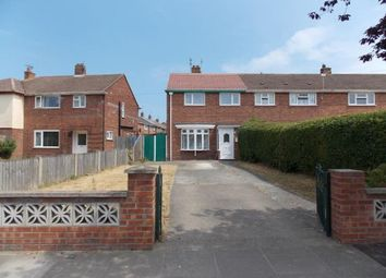 Thumbnail 3 bed end terrace house for sale in Gorleston, Norfolk