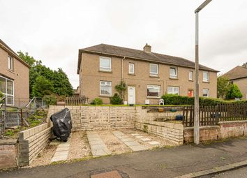 Thumbnail 2 bed flat for sale in 43 Clermiston Grove, Edinburgh