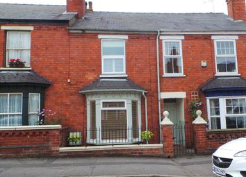 Thumbnail 2 bed terraced house to rent in Cecil Street, Lincoln