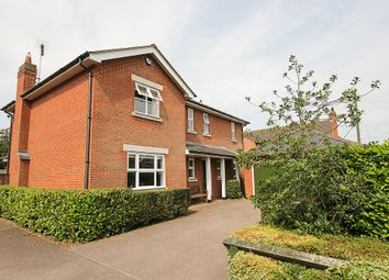 Thumbnail 4 bed detached house for sale in High Street, Stetchworth