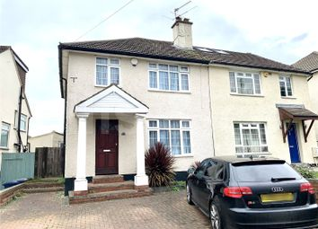 Thumbnail 3 bed semi-detached house for sale in Rushden Gardens, Mill Hill, London