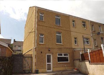 Thumbnail 3 bed end terrace house for sale in Clyndu Street, Morriston, Swansea