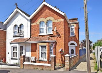Thumbnail 3 bed semi-detached house for sale in St. Davids Road, East Cowes, Isle Of Wight