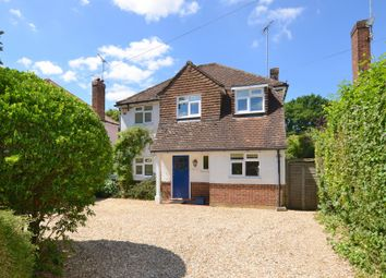 Thumbnail 4 bed detached house for sale in Ockham Road South, East Horsley, Leatherhead
