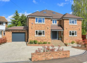 Thumbnail 5 bed detached house for sale in Netherway, St. Albans