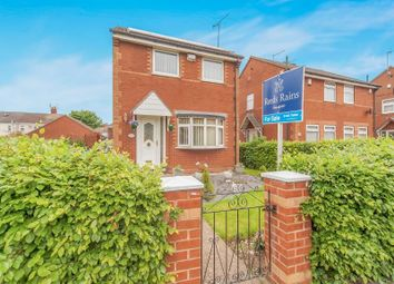 Thumbnail 3 bedroom detached house for sale in Foredyke Avenue, Hull