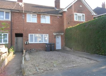3 bed terraced house for sale in Silverton Crescent, Moseley, Birmingham B13