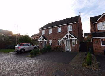 Thumbnail 2 bed semi-detached house to rent in Sorrel Court, Deeside, Flintshire