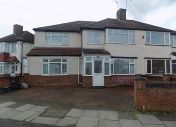 Thumbnail 5 bed semi-detached house for sale in Court Road, Southall