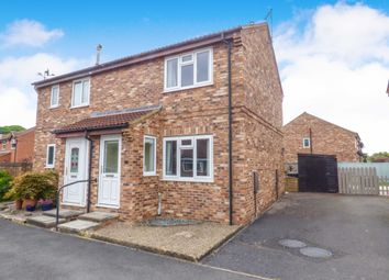 Thumbnail 2 bed semi-detached house for sale in Iddison Drive, Bedale