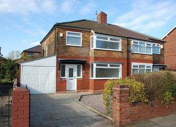 Thumbnail 3 bedroom semi-detached house for sale in Broadoak Road, Ashton-Under-Lyne