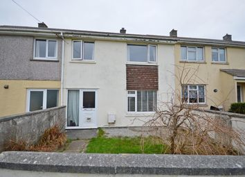 Thumbnail 3 bed terraced house to rent in Grenville Gardens, Troon, Camborne