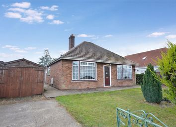 Thumbnail 3 bed detached bungalow for sale in Mill Road, Blofield Heath, Norwich, Norfolk