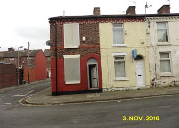 2 bed terraced house for sale in Bala Street, Liverpool, Merseyside L4