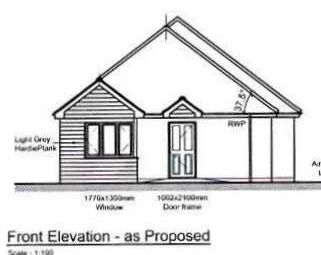 Thumbnail 2 bed detached bungalow for sale in Windermere Road, Holland On Sea, Clacton-On-Sea