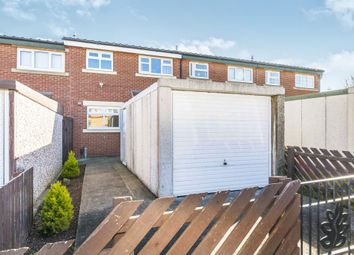 Thumbnail 3 bed terraced house for sale in Fairfax Court, Hemlington, Middlesbrough