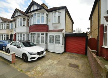 Thumbnail 3 bed semi-detached house for sale in Fairlop Road, Barkingside