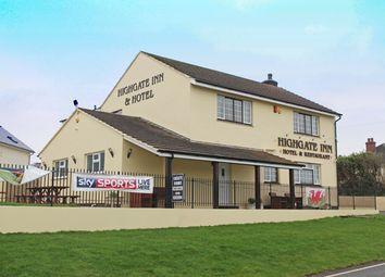 Thumbnail Pub/bar for sale in Hundleton, Pembrokeshire