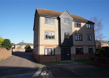Thumbnail 1 bed flat to rent in California Close, Highwoods, Colchester, Essex.