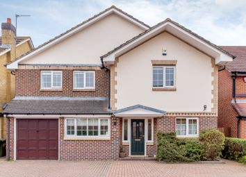 Thumbnail 5 bed detached house for sale in Nightingale Road, West Cheshunt
