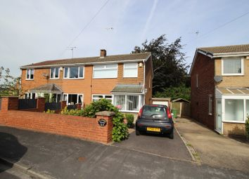 3 bed semi-detached house for sale in St Andrews Drive, Knottingley, West Yorkshire WF11