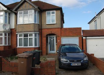 Thumbnail 3 bed semi-detached house for sale in Graham Gardens, Luton