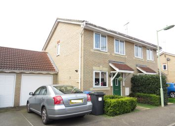 2 bed semi-detached house for sale in Tower Mill Road, Ipswich IP1
