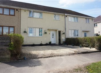 Thumbnail 3 bedroom terraced house for sale in Rheidol Avenue, Morriston