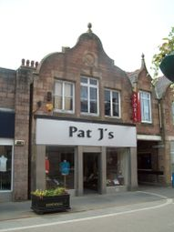 Thumbnail Retail premises for sale in 33 High Street, Dingwall