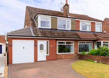 Thumbnail 3 bed semi-detached house for sale in Thetford Road, Great Sankey, Warrington