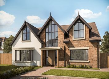 Thumbnail 4 bedroom detached house for sale in Plot 7, Gayton Chase, Strathearn Road, Lower Heswall