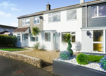 Thumbnail 3 bed terraced house for sale in Polventon Close, Penzance