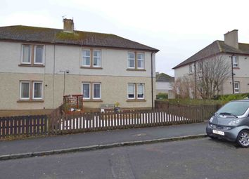 Thumbnail 1 bedroom flat for sale in Stewart Crescent, Newmains, Wishaw