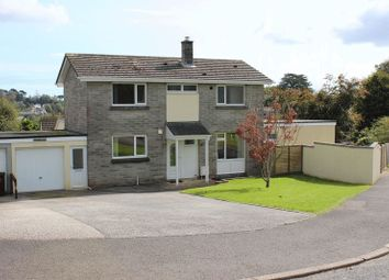 Thumbnail 4 bed link-detached house for sale in Westbourne Drive, St. Austell