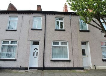 Thumbnail 2 bedroom terraced house for sale in Phillip Street, Newport