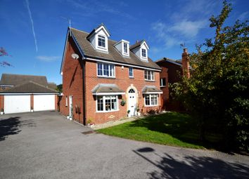 Thumbnail 5 bed detached house for sale in Lavery Close, Ossett