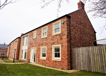 Thumbnail 4 bedroom detached house for sale in St. Josephs Close, Newcastle Upon Tyne