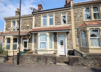 Thumbnail 3 bed terraced house for sale in Beaufort Road, St. George, Bristol