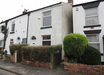 Thumbnail 2 bed end terrace house to rent in Bramhall Moor Lane, Hazel Grove, Stockport