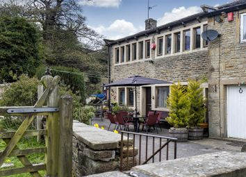 Thumbnail 4 bed cottage for sale in Daisy Green, Linthwaite, Huddersfield