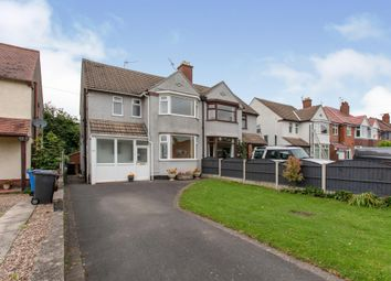 Thumbnail 3 bed semi-detached house for sale in Station Road, Chellaston, Derby