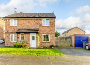 Thumbnail 2 bed semi-detached house for sale in Hodthorpe Close, Derby, Derby