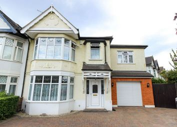 Thumbnail 4 bed semi-detached house for sale in Tudor Road, London