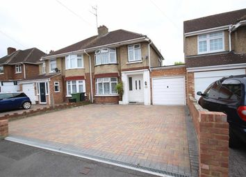 Thumbnail 3 bed semi-detached house for sale in South View Avenue, Swindon