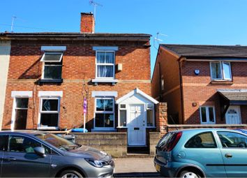 Thumbnail 2 bed terraced house for sale in Stockbrook Street, Derby