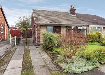 Thumbnail 2 bedroom semi-detached bungalow for sale in Chetwyn Avenue, Bolton