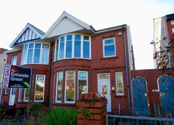 4 bed semi-detached house for sale in Mere Road, Blackpool, Lancashire FY3