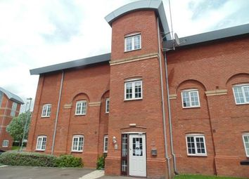 Thumbnail 2 bed flat for sale in Caxton Court, Burton-On-Trent, Staffordshire
