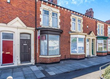 Thumbnail 3 bed terraced house for sale in Newport Road, Middlesbrough
